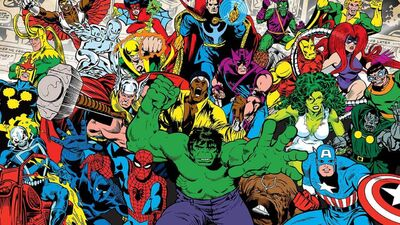 Marvel Comics: Who's Who, Day Five
