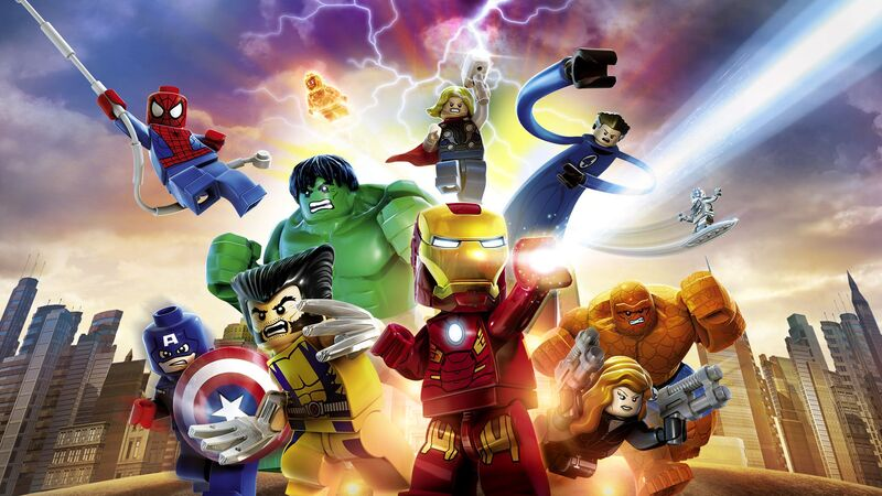 All the New Heroes Coming to Lego Marvel Superheroes 2 | FANDOM