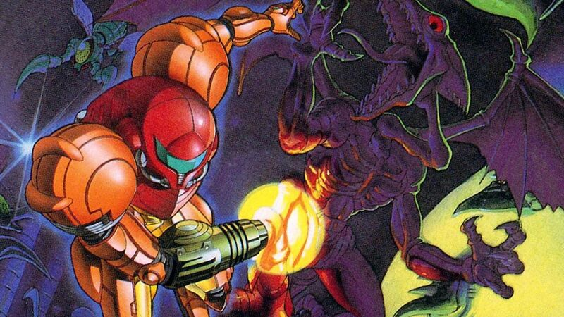 Super Metroid 3o years later Image