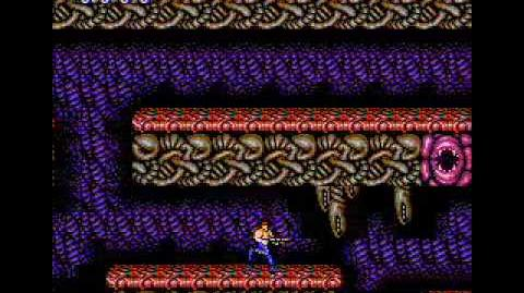 Contra (NES) - Part 2 of 2