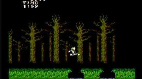 Ghosts 'n Goblins - NES Gameplay
