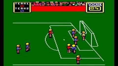 AMSTRAD CPC Match Day - Review & Longplay