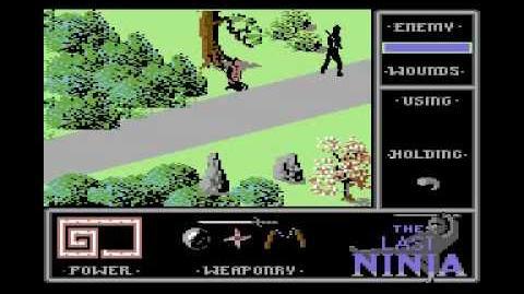 Last Ninja C64 longplay part 1 2