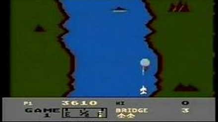 Atari 800 XL - River Raid