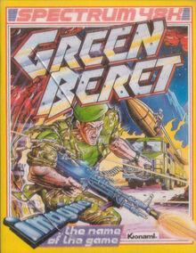 Spectrum - Green Beret 3