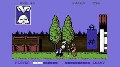 Samurai Warrior Usagi Yojimbo C64 longplay Part 2 2