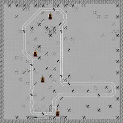 Micro Machines - Perilous Pit-Stop