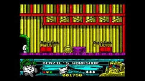 Crystal Kingdom Dizzy - 1991