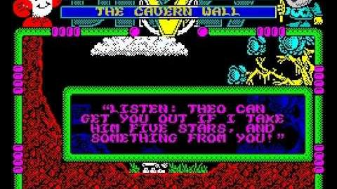 Spellbound Dizzy Walkthrough, ZX Spectrum