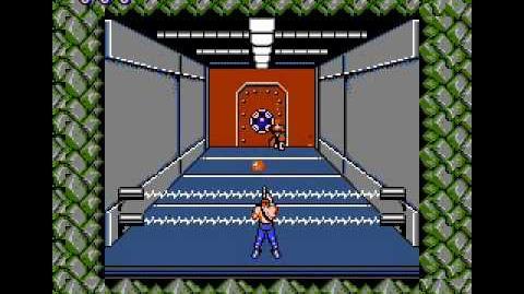 Contra (NES) - Part 1 of 2