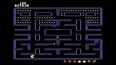 C64 Longplay - Pac-Man