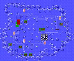 Micro Machines - Wide-Awake War-Zone