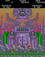 Contra (arcade game)