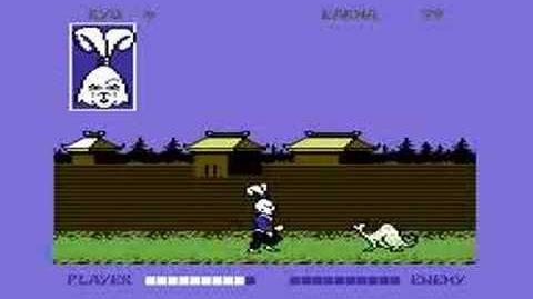 Samurai Warrior Usagi Yojimbo C64 longplay Part 1 2