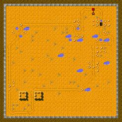 Micro Machines - The Dare-Devil Dunes