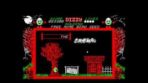 Dizzy! - The Ultimate Cartoon Adventure Amstrad cpc HD