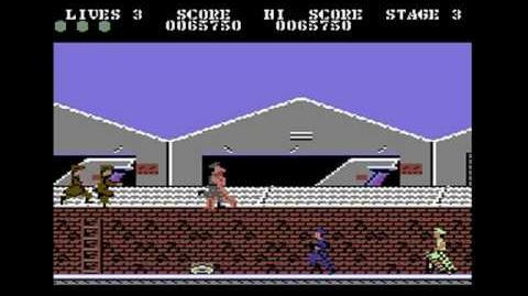 C64 Longplay - Green Beret