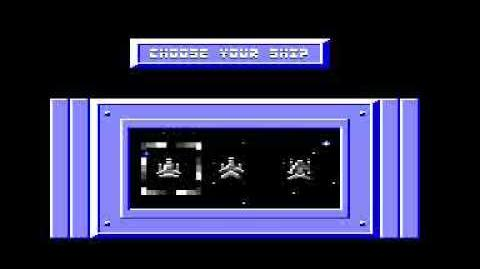 C64 gameplay video for Pirates in Space