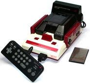Famicom Network System