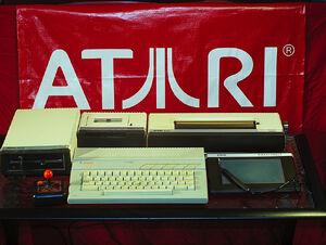 Atari peryferia