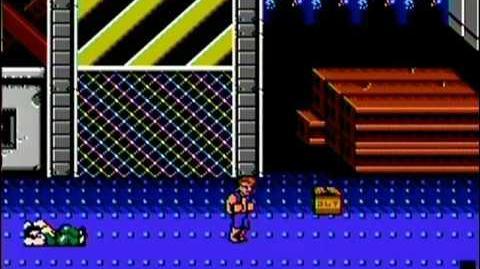 Double Dragon - NES Gameplay