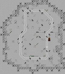 Micro Machines - Oilcan Alley