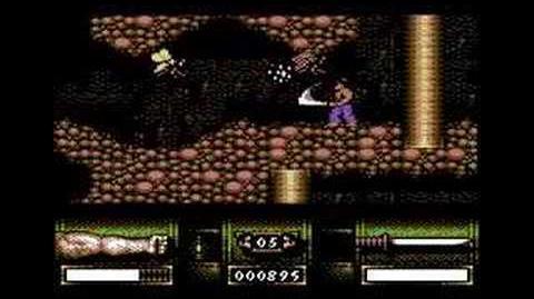 C64 - First Samurai