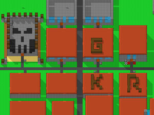 Telepad buildings error town 5