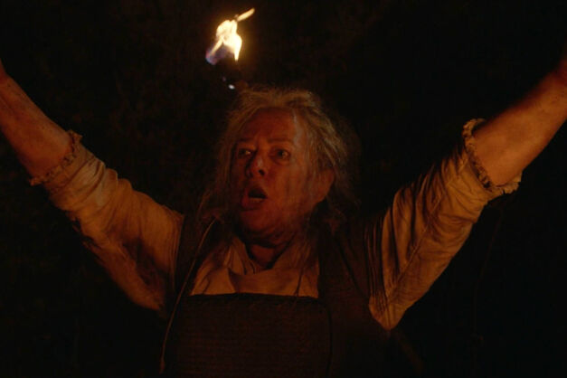 Kathy Bates as  in American Horror Story Roanoke