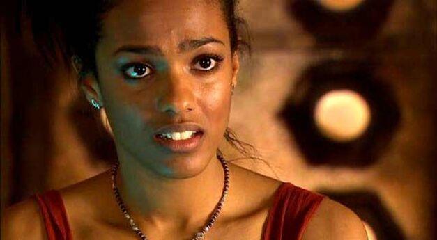 Martha Jones Doctor Who companion