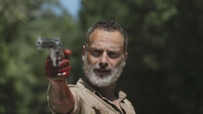 'The Walking Dead: World Beyond' Star Addresses Whereabouts of Rick Grimes