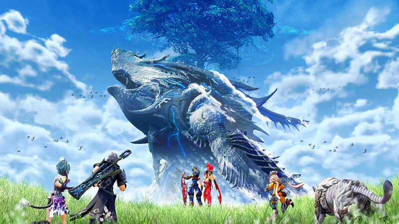 Xenoblade Chronicles 2 Review The Skys The Limit Fandom