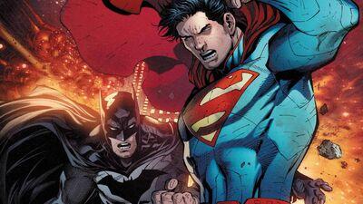 Extreme Fandom: Batman and Superman