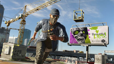 'Watch Dogs 2' Turns Bay Area Into a Chaotic Playground