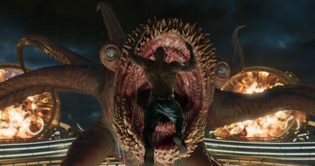 Guardians 2 Drax