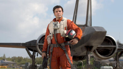The Secret History of Poe Dameron in 'Star Wars: The Force Awakens'