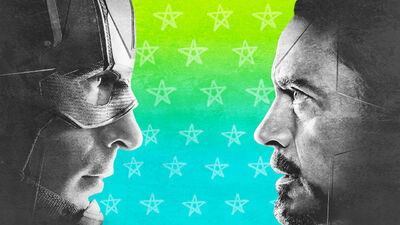 'Captain America: Civil War': Are You #TeamCap or #TeamIronMan?