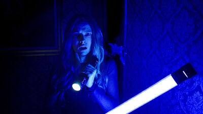 Get Psyched (and Scared) for 'Lights Out'