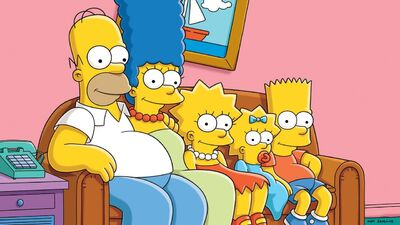 Times 'The Simpsons' Made Us LOL With Jokes About TV