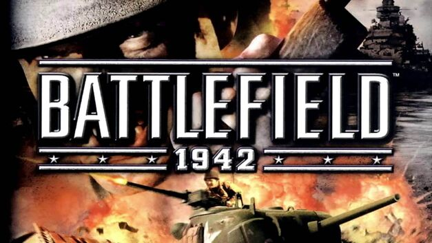 Battlefield 1942 Title Screen