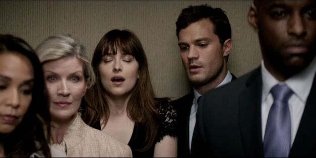 fifty shades darker elevator