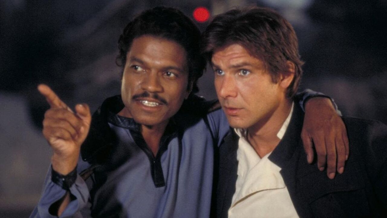 Image result for han and lando