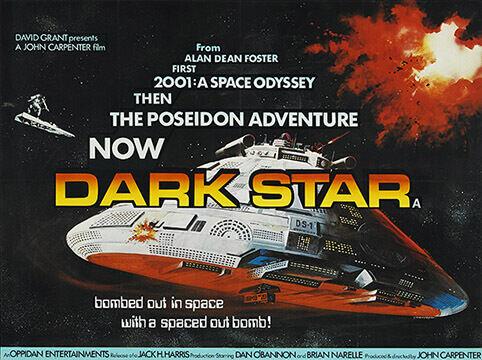Dark-Star-1974 poster