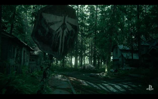 The Last of Us Part II Reveal PlayStation Ellie Fireflies