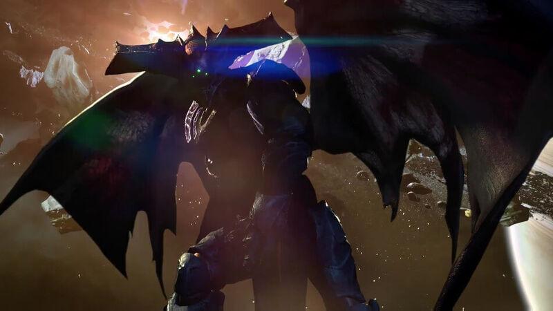 Destiny Year 2 Oryx The Taken King