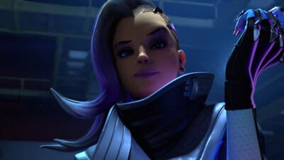 'Overwatch' New Hero Mystery Solved - Meet Sombra