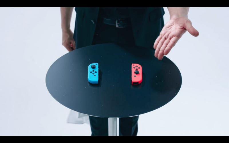 Nintendo Switch Joy Con Colors