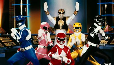 EXCLUSIVE: Haim Saban on The Origins of The Power Rangers