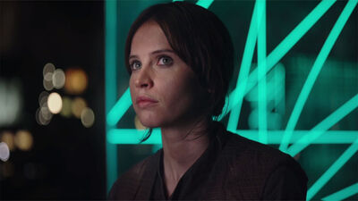 Felicity Jones Used Wookieepedia to Prep for 'Star Wars' Role