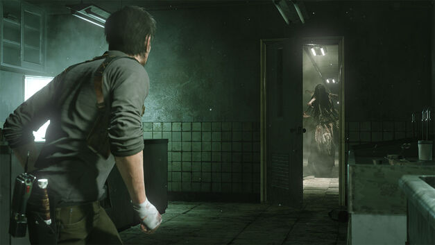 The Evil Within 2 ghosts can't be killed